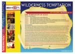 Wilderness Temptation